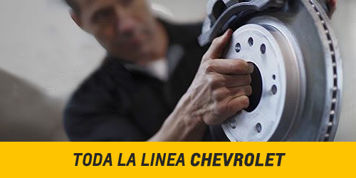 Repuestos Originales Chevrolet